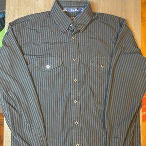 George Strait Troubadour Collection Wrangler Shirt